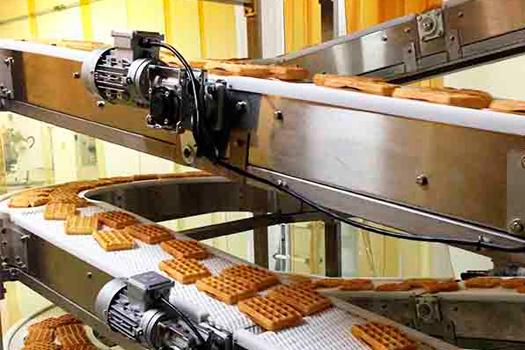 Sistema de Transporte en espiral desarrollado para Global Food