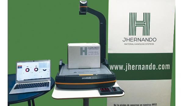 JHernando distribuye Bedal de Parcel Kiosk en España y Portugal