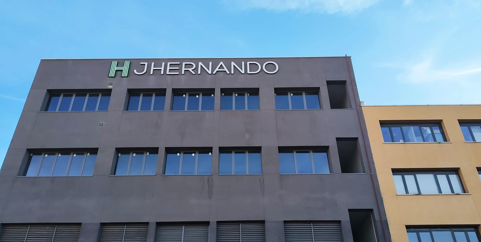 JHernando inaugurará su segunda fábrica en Madrid