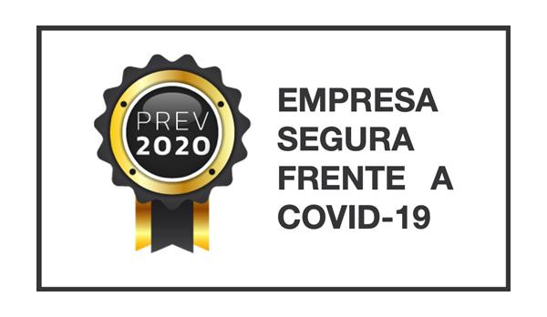 JHernando obtiene la certificación Covid-19 Restriction que emite la entidad certificadora IMQ Ibérica
