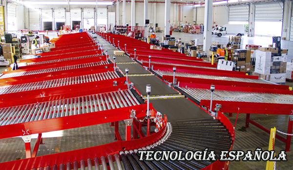 JHernando instala un nuevo sorter en la segunda delegación de Correos Express en Valencia