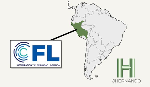 Novo Contribuinte JHernando para o território peruano