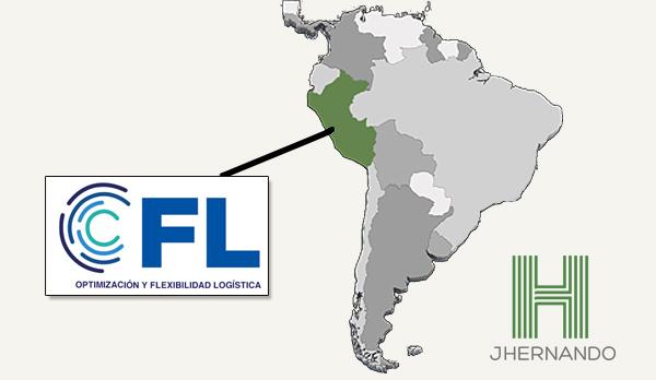New JHernando Collaborator for the Peruvian territory