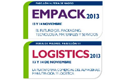 J.Hernando estará presente un año más en la feria Empack-Logistics 2013