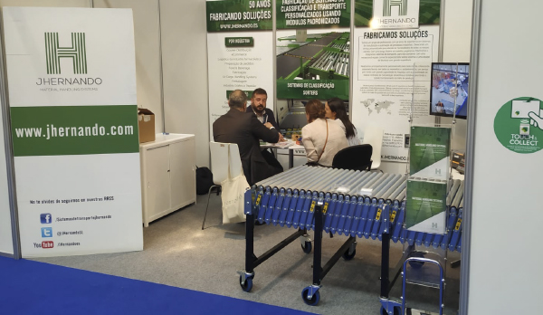 JHernando has attended Empack and Logistics Porto 2019 exhibition