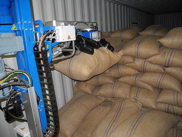 sistema carga descarga de copal para jhernando